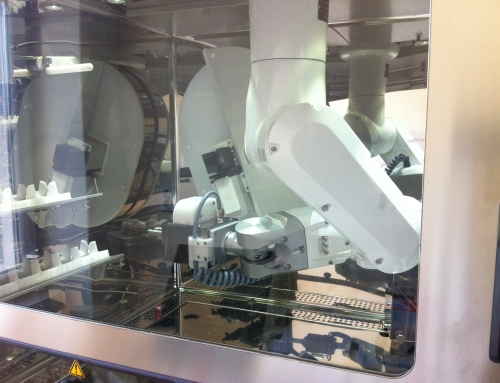 MSB COMMISSIONED THE FIRST IN BULGARIA ROBOT FOR THE DISSOLUTION OF CYTOSTATIC DRUGS IN UNIVERSITY HOSPITAL ST. MARINA – VARNA